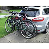 Streetwize 3 Bicycle Carrier Towball Fitting
