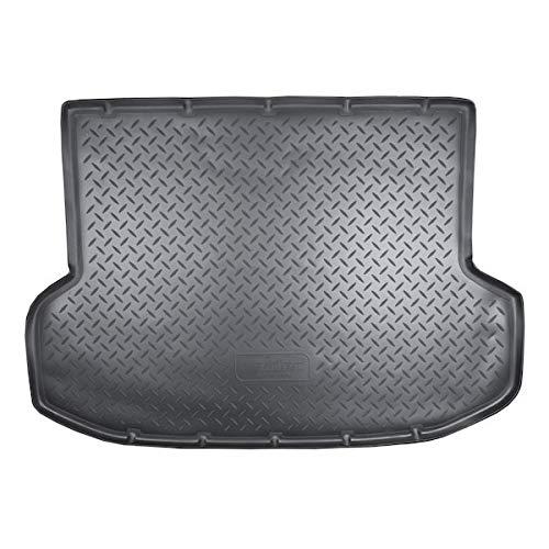 Sotra Auto Kofferraumschutz für den Hyundai ix35 - Maßgeschneiderte antirutsch Kofferraumwanne für den sicheren Transport von Einkauf, Gepäck und Haustier