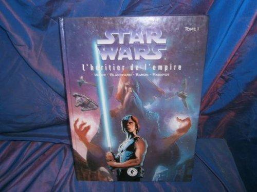 Star Wars, tome 1 : l'Héritier de l'Empire