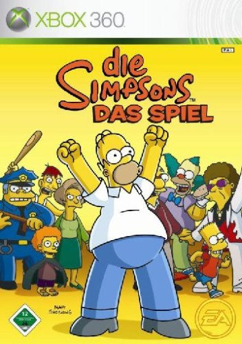 Electronic Arts The Simpsons Game Xbox 360™ - Juego (DEU)