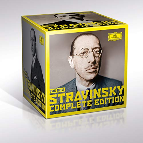 Igor Stravinsky Complete Works (expanded edition)