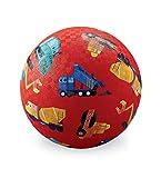 Crocodile Creek 2138-4 Little Builder Construction Trucks Playground Balls, 5\