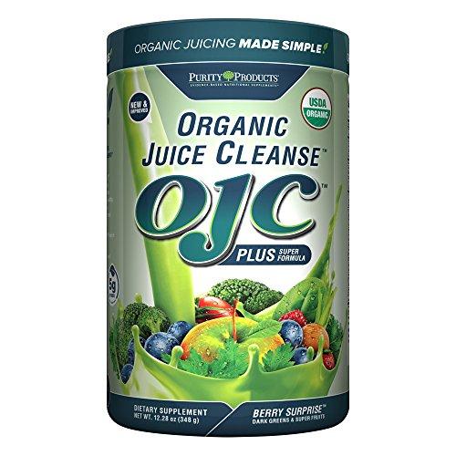 Certified Organic Juice Cleanse ...