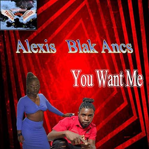 Alexis & Blak Ancs