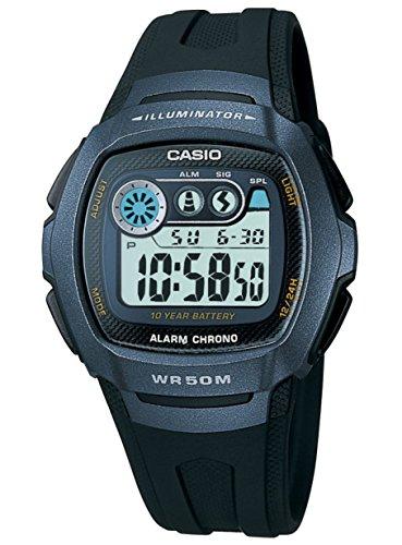 Casio Reloj Digital para Hombre de Cuarzo con Correa en Resina 3.86E+1