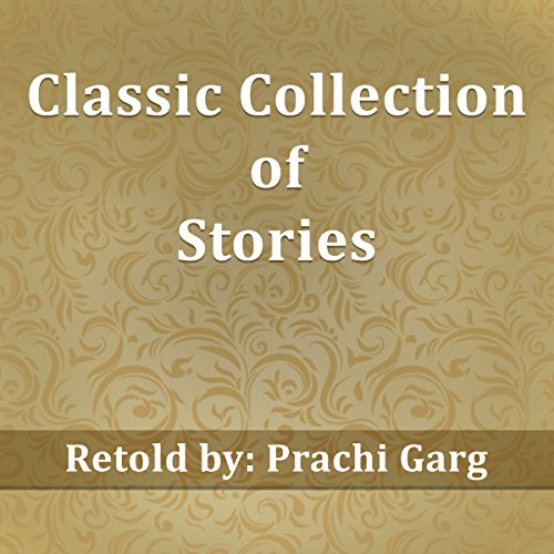 Classic Collection of Stories audiobook cover art