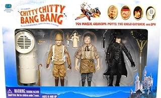 Chitty Chitty Bang Bang 4 Figure Box Set #2