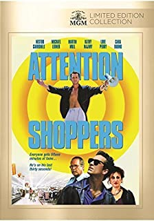 Attention Shoppers by Lillian Adams
