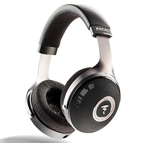 Focal Elear Open-Back Over-Ear Headphones (Black)