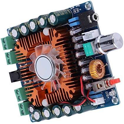 4 Kanalen 450 W 4 Kanalen Digitale Versterker Board Smart voor IC Smart Cooling Digitale Versterker Board
