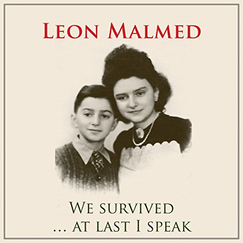 We Survived... At Last I Speak audiobook cover art