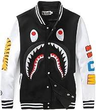 Fashion Hoodie Sweatshirt Baseball Hoodie Sweater Outdoor Hip-Hop Coats Jackets