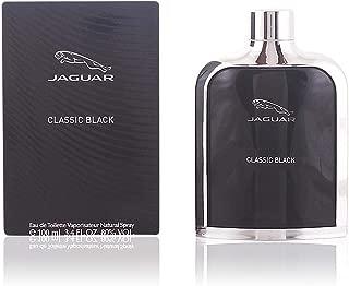 Classic Black by Jaguar for Men - Eau de Toilette, 100ml
