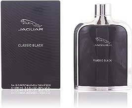 Classic Black by Jaguar - perfume for men - Eau de Toilette, 100ml