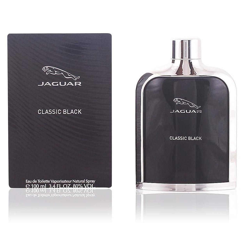 集団的浸漬カートジャガー クラシック ブラック オードトワレ 100ml JAGUAR CLASSIC BLACK