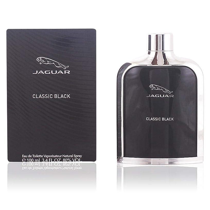 廊下色パワージャガー クラシック ブラック オードトワレ 100ml JAGUAR CLASSIC BLACK
