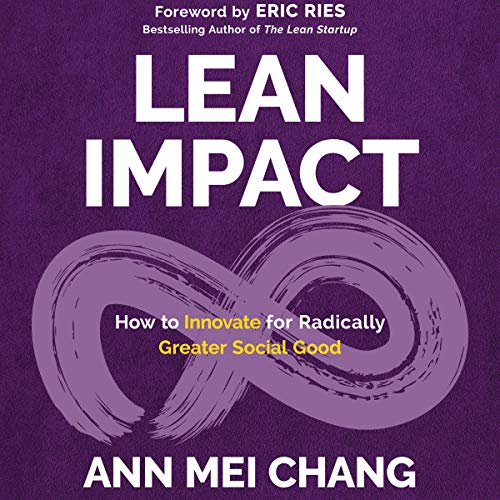 Couverture de Lean Impact