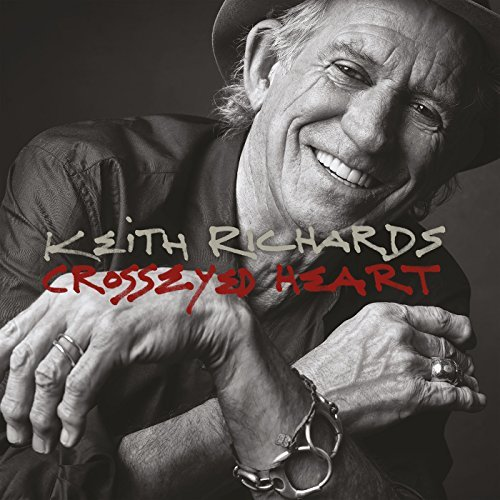 Crosseyed Heart by Keith Richards (2015-07-29)