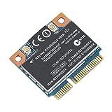 Denash Scheda di Rete Wireless, RT3090BC4 300Mbps Scheda di Rete Wireless Bluetooth 3.0 con interfaccia Mini PCI-E per HP CQ42/CQ62/G56/CQ56/DV6