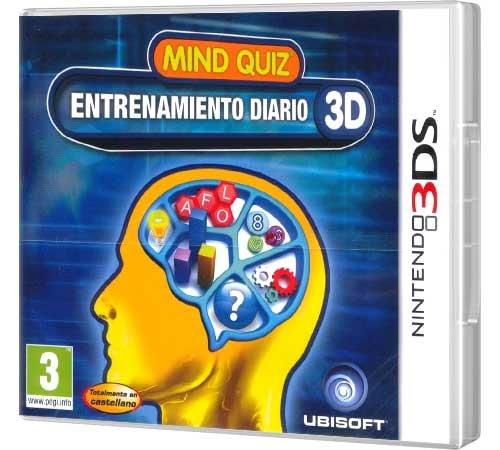 Mind Quiz Entrenamiento Diario