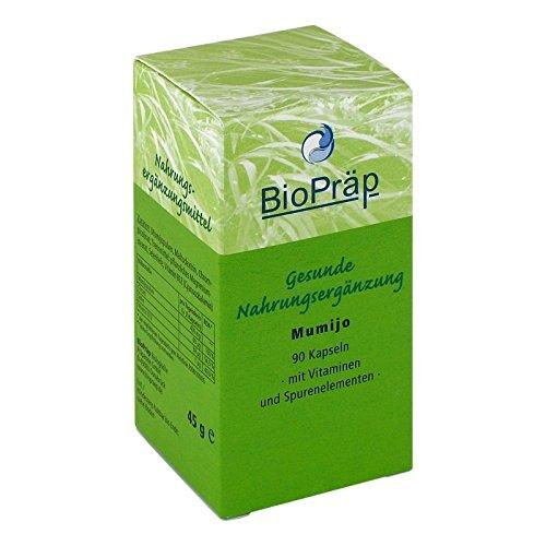 BioPräp Mumijo 200 mg Kapseln mit Vitaminen und Spurenelementen, 90 St. Kapseln