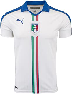 italy white jersey