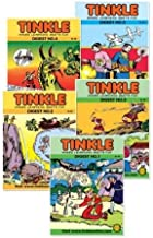 Best of Tinkle Double Digest Pack of 10 ( Amar Chitra Katha Comics )