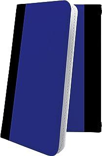 Galaxy S6 edge ケース 手帳型 青 ブルー 青色 おしゃれ ギャラクシー エッジ ケース 手帳型ケース かっこいい GalaxyS6edge GalaxyS6 ケース ボーダー マルチストライプ 10458-pzmrkl-1000...