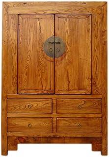 China shanxi 1760 traditionnelles armoire à tiroirs style sculpté orme