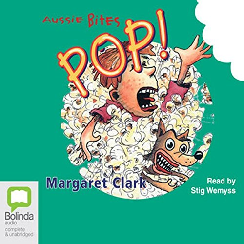 Pop!: Aussie Bites audiobook cover art