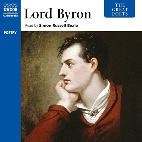The Great Poets: Lord Byron audiobook cover art