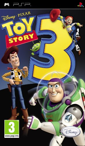 Toy Story 3: The Video Game (Sony PSP) [Importación inglesa]