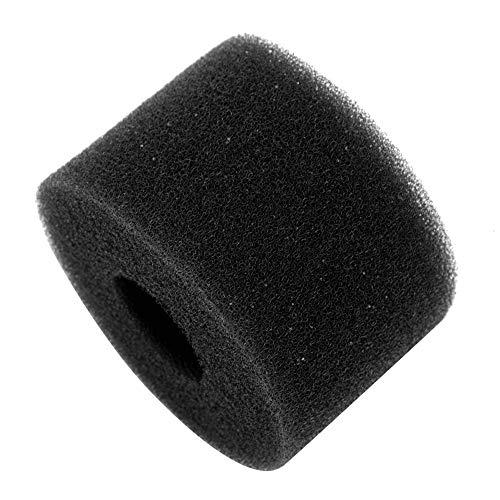 Filtro estándar de la piscina, esponja negra de la PU del filtro del reemplazo azul para la piscina