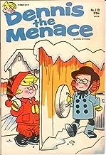 DENNIS THE MENACE (1953-1979) 119 VF March 1972 COMICS