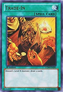 YU-GI-OH! - Trade-in (LCJW-EN291) - Legendary Collection 4: Joey's World - 1st Edition - Ultra Rare