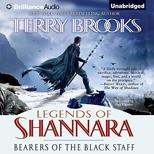 Bearers of the Black Staff cover art