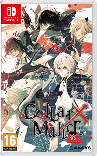Collar X Malice (Switch) (PEGI English)