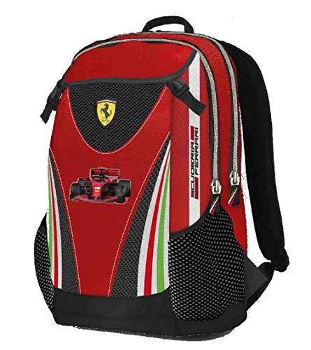 Panini Ferrari Zaino Organizzato Novità 2021 2022
