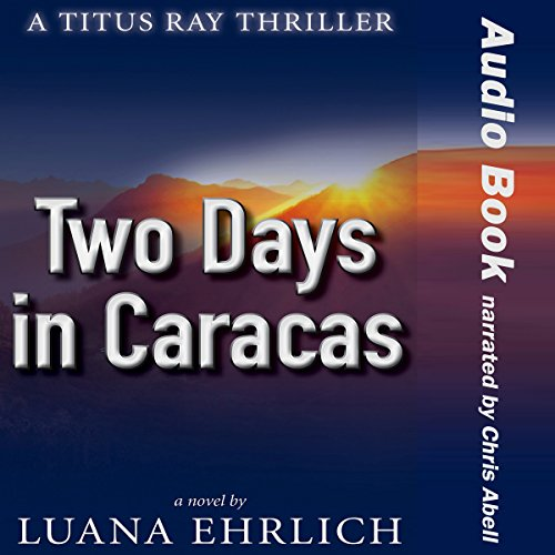 Two Days in Caracas cover art