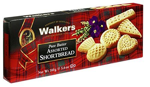 Walkers - Surtido Galletas De Mantequilla 160 g