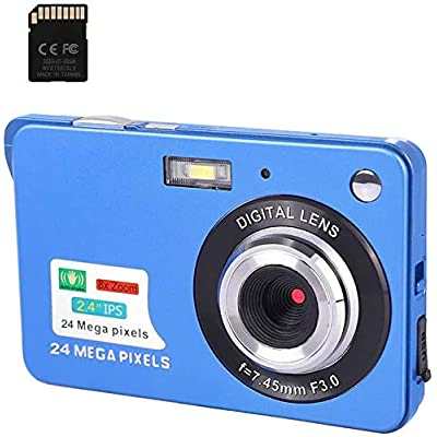 Digital Camera,48 Mega pixels 2.4 Inch HD Camer...