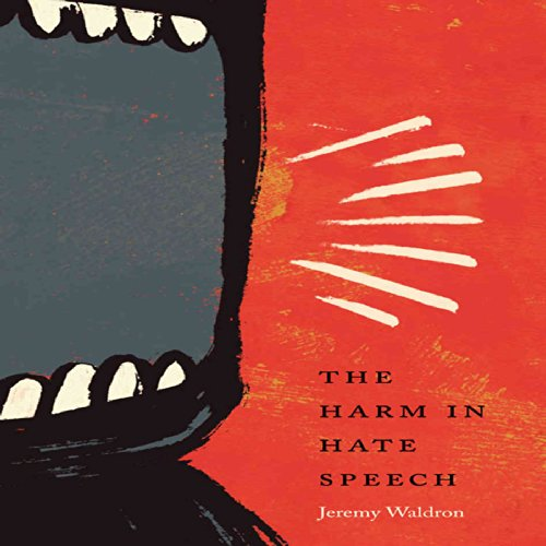 The Harm in Hate Speech  audiobook cover art