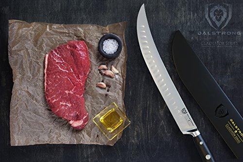 Dalstrong Butcher's Breaking Cimeter Knife