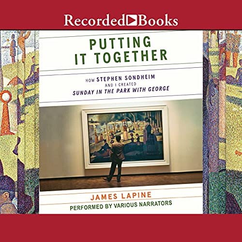 Putting It Together Audiobook By James Lapine cover art