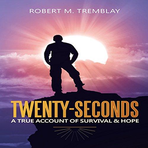 Twenty-Seconds audiobook cover art