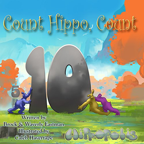 Count Hippo, Count cover art