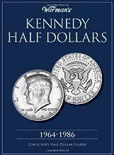 Kennedy Half Dollar 1964-1986 Collector's Folder (Warman's Collector Coin Folders)