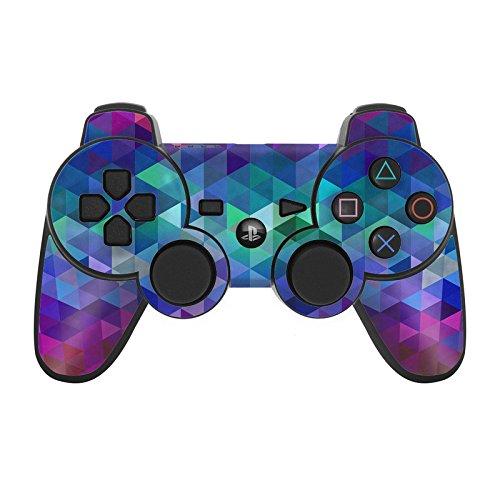 Skins4u Aufkleber Design Schutzfolie Skin Skins kompatibel mit Playstation 3 Controller PS3 Charmed