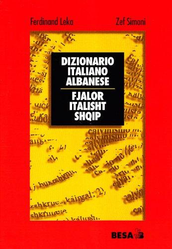 Dizionario italiano-albanese