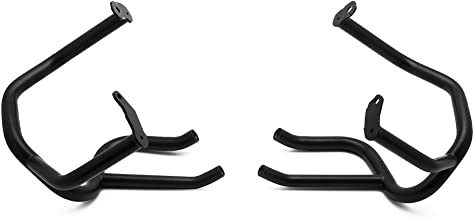AltRider R114-2-1002 Crash Bars for the BMW R 1200 GS Water Cooled (2014-current) - Black - With Mounting Bracket